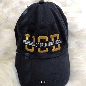 Authentic UC Davis unisex hat!